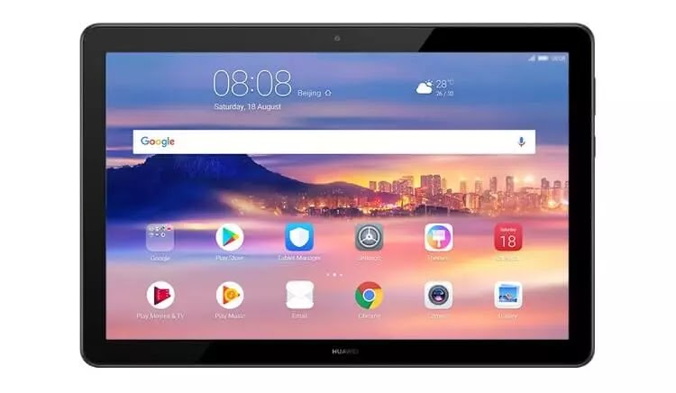 Huawei Launches MediaPad T5 Tablet