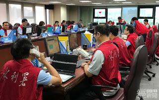 備戰白鹿颱風 經濟部應變小組二級開設