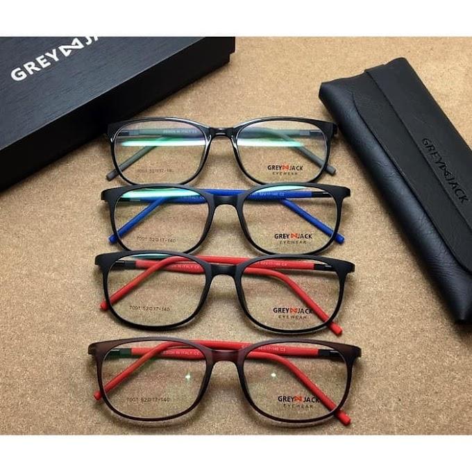 Grey Jack - frames