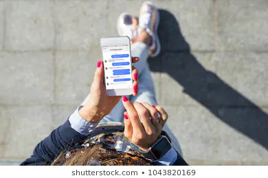 Cara menghapus chat messenger
