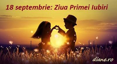 18 septembrie: Ziua Primei Iubiri
