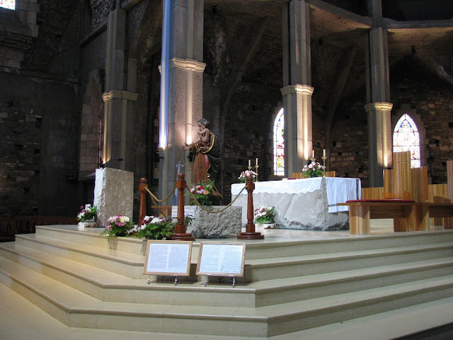 História da Catedral de Bariloche