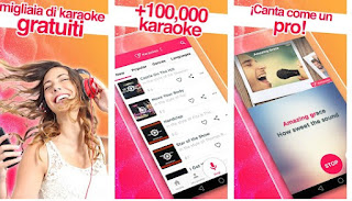 App Red Karaoke