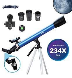 Top 10 telescopios astronómicos para principiantes