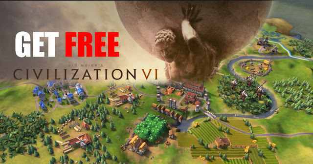 get free civilization 6