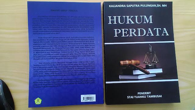 Buku Hukum Perdata