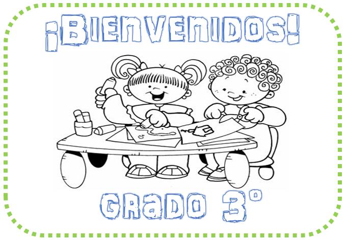Único Bienvenido A Kindergarten Para Colorear Colorear Elaboración ...