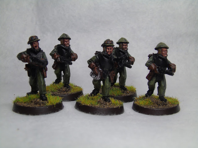 vbcw assualt troops very private army artizan designs