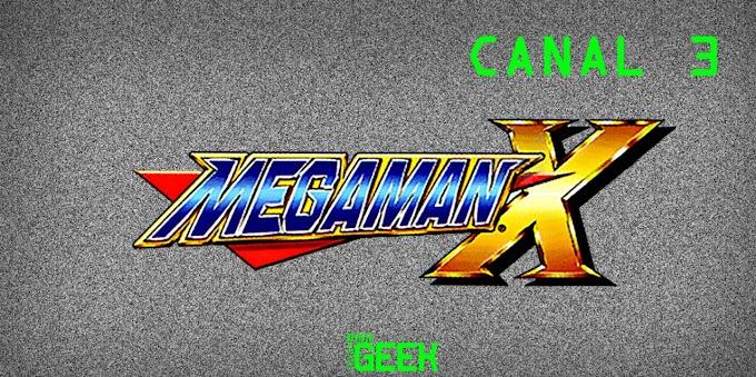 Canal 3 - Mega Man X