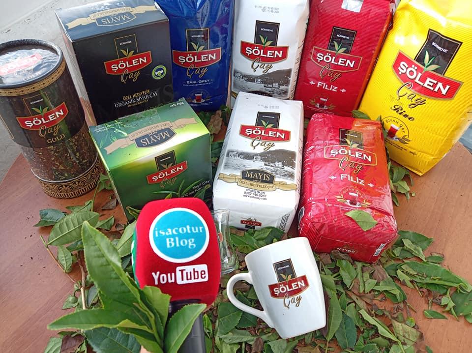 Şölen Çay, isacotur avm şölen çay