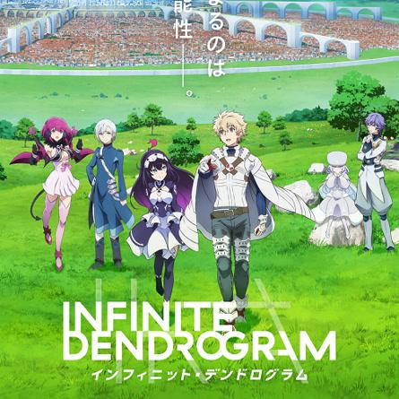 Infinite Dendrogram , Game, Fantasy ,HD , 2020 , Anime