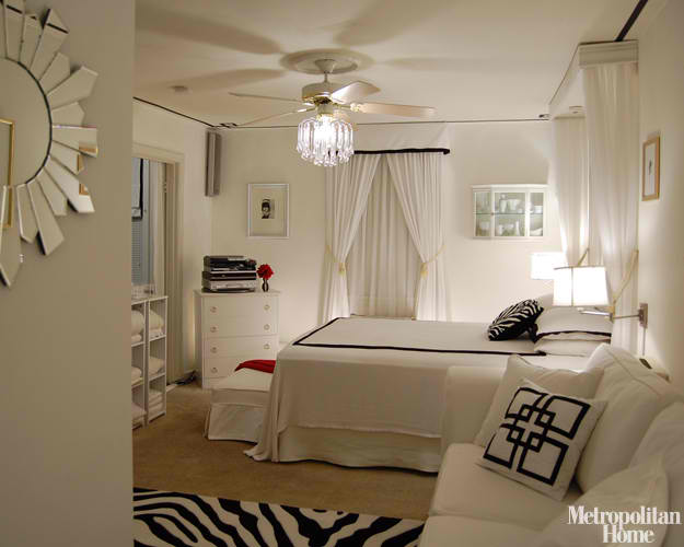 white Fabulous Bedrooms