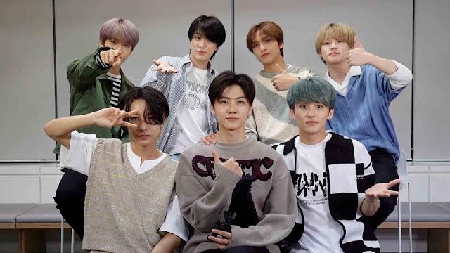 Siapa aja member NCT DREAM : Mark, Renjun, Jeno, Jaemin, Chenle, Haechan, Jisung