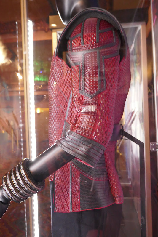 Shang-Chi film costume side detail