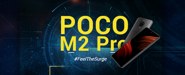 Poco M2 Pro With Snapdragon 720G SoC Launched In India, See Pricing & Specifications