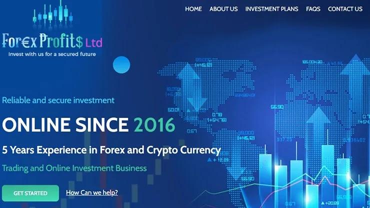 Новая платежка в Forex Profits Ltd