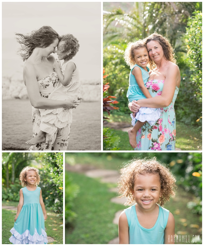 Maui Family Reunion Portraits