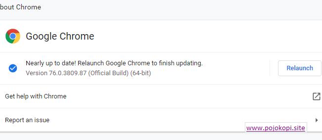 Cara Mengatasi Masalah Google Chrome Page Unresponsive