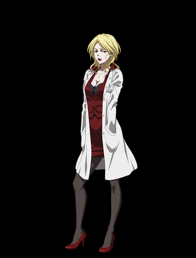 Karanomori Shion (PSYCHO-PASS)