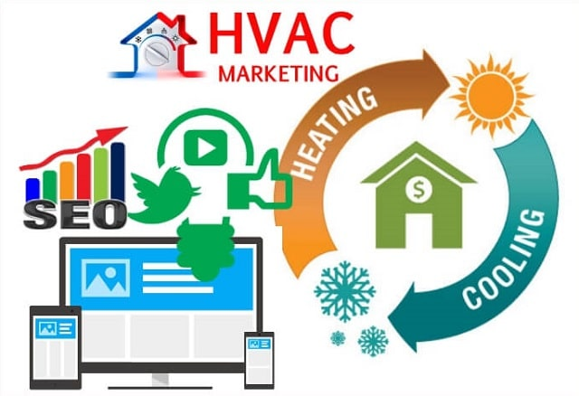 ways market hvac business heating ventilation air conditioning company online advertising