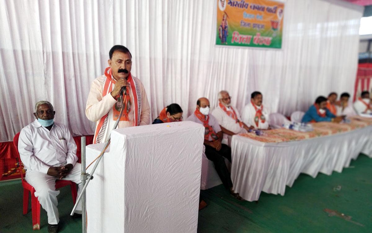 Jhabua News- 15 से 20 अक्तुबर तक तहसील स्तर पर भाजपा किसान मोर्चा आयोजित करेगा विशाल जनजाग्रति रैलिया
