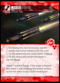 Attack type: Missiles