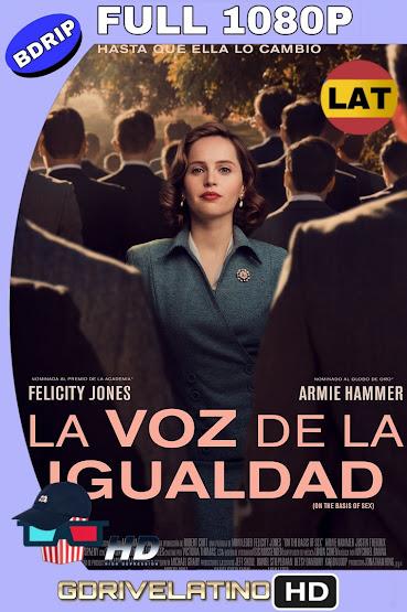 La Voz de la Igualdad (2018) BDRip 1080p Latino-Ingles MKV