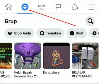 Cara Melihat Semua Postingan Sendiri di Grup Facebook