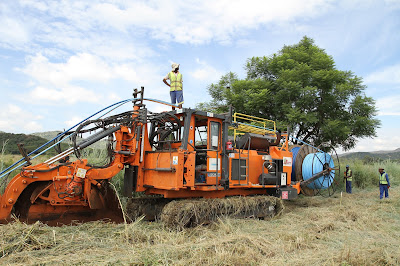 Excavating and Earth-placing Machinery