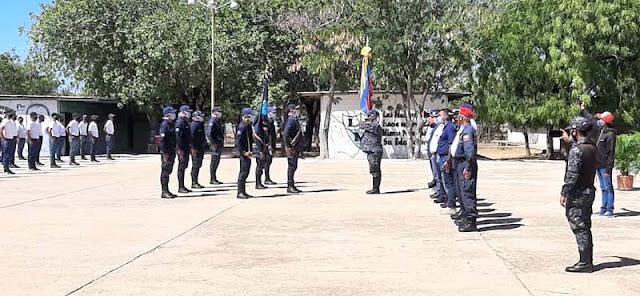 EN CARORA: 180 ASPIRANTES FORMARÁN PARTE DE LA PRIMERA PROMOCIÓN DE POLICÍAS MUNICIPALIZADA
