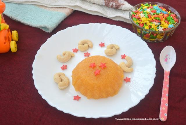 Rava Kesari recipe | Sooji Kesari