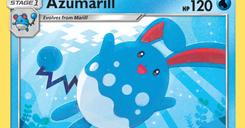 Azumarill Burning Shadows Pokemon Card Review