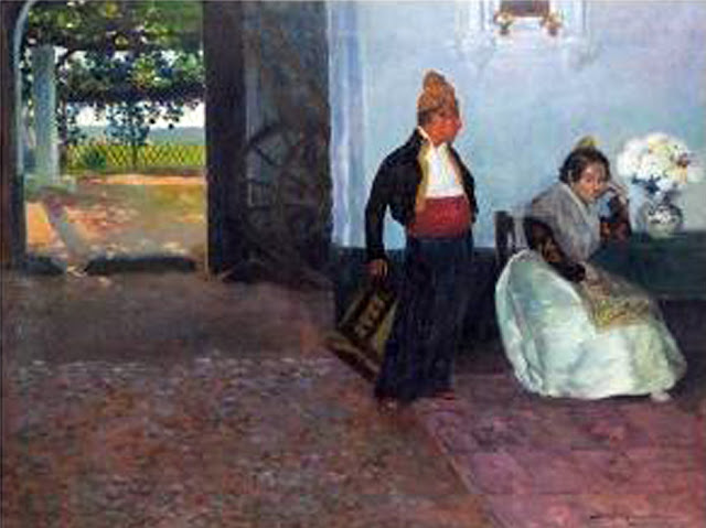 Bartolomé Mongrell Muñoz, Maestros españoles del retrato, Pintor Valenciano, Pintor español, Pintores españoles, Pintores Valencianos, Retratos de Bartolomé Mongrell, Bartolomé Mongrell, Pintor Bartolomé Mongrell