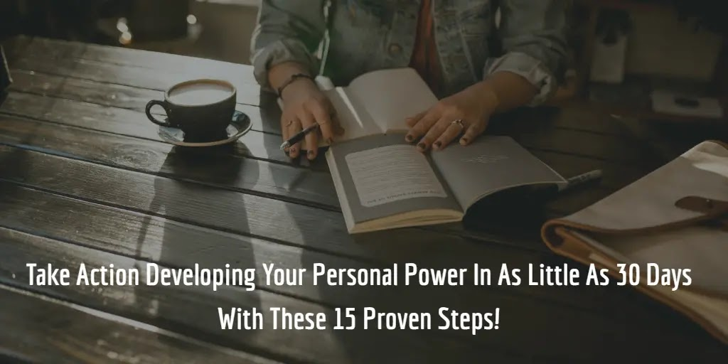 It has everything to do with how you think, react, interact, and manage your time effectively. Take action daily with these 15 proven steps in 30 days to become a commanding presence. personal power, motivation, take action, positive attitude personal power in as little as,developing your personal power,take action developing,as little as,building your personal brand from scratch,action developing,build your personal brand from scratch,how to build your personal brand,personal development,build your personal brand,personal branding,personal power,motivation for success in life,i worked out like chris hemsworth for 30 days