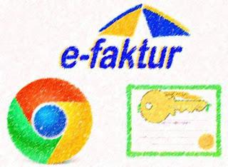 Cara Install Sertifikat Elektronik Pajak Di Google Chrome Terbaru