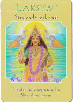 Goddes Guidance oracle Lakshmi