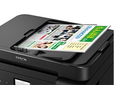 Epson EcoTank搭載モデルEW-M571T最新ドライバーをダウンロード