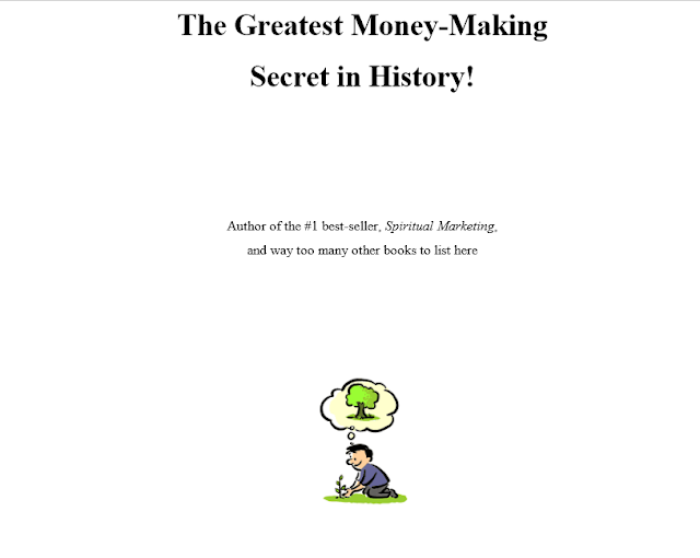 Download The Greatest Money-Making  Secret in History WSO Free
