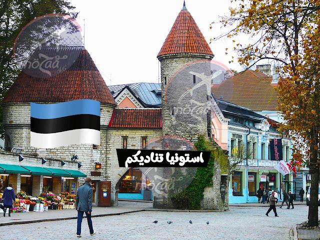 150 اورو فقط ستمكنك من الهجرة الى استونيا و بدون امتحان لغة عبر برنامج الهجرة الجديد