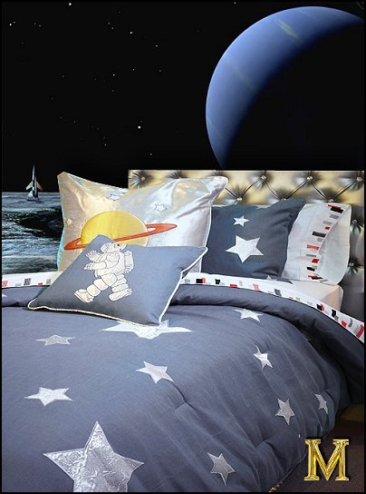 planet and moons comforter - photo #18