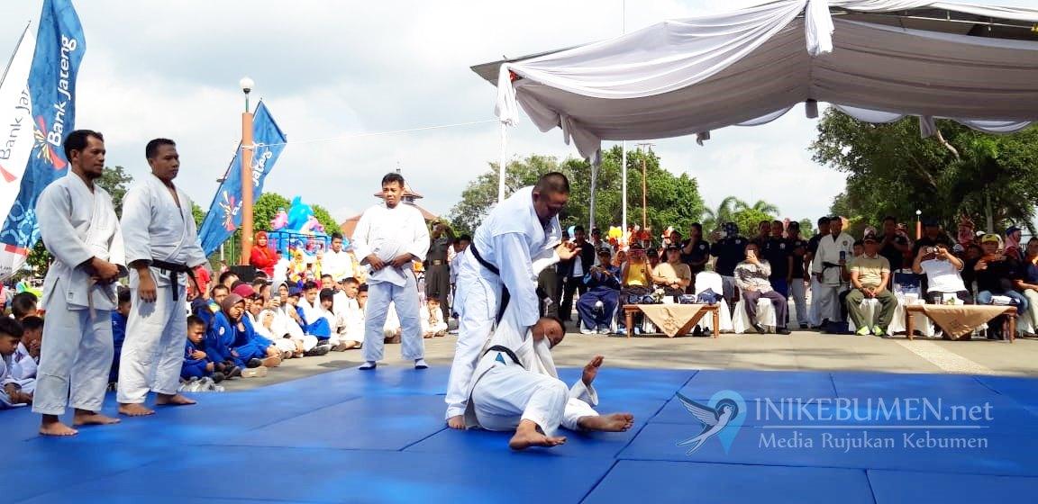 Resmi Jabat Ketum PJSI, Wabup Kebumen: Atlet Judo Tidak Boleh Petantang-petenteng