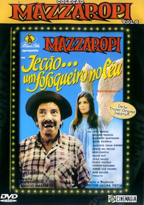 Mazzaropi: Jecão... Um Fofoqueiro No Céu - DVDRip Nacional