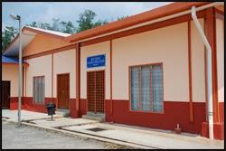 Kolej Matrikulasi Negeri Sembilan Asrama Bilik Gerakan JPP