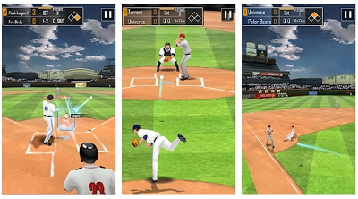 game baseball android terbaik