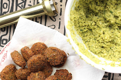 falafels egyptiens feves sechees