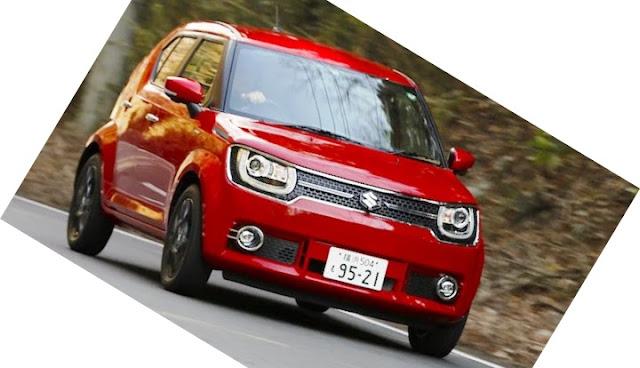Suzuki Ignis 2016 Indonesia