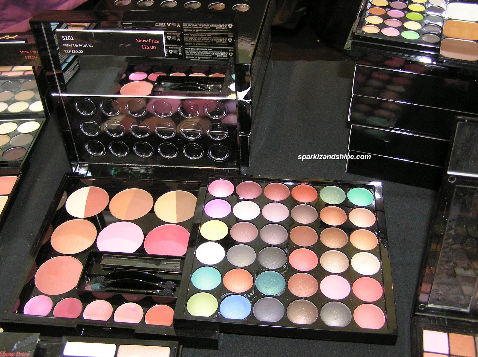 Mac Makeup Artist Starter Kit Professional Kits