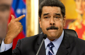 Venezuela:Ditador comunista Maduro manda fechar fronteira com a Colômbia