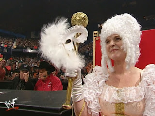 WWE / WWF Backlash 2001 - The Duchess of Motherflippin' Queensbury
