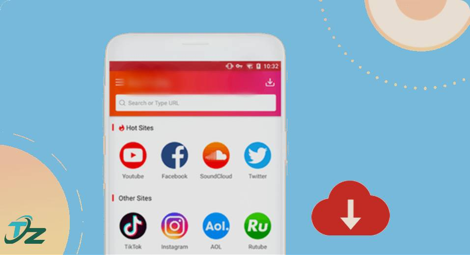 How can we download videos from YouTube and Facebook?